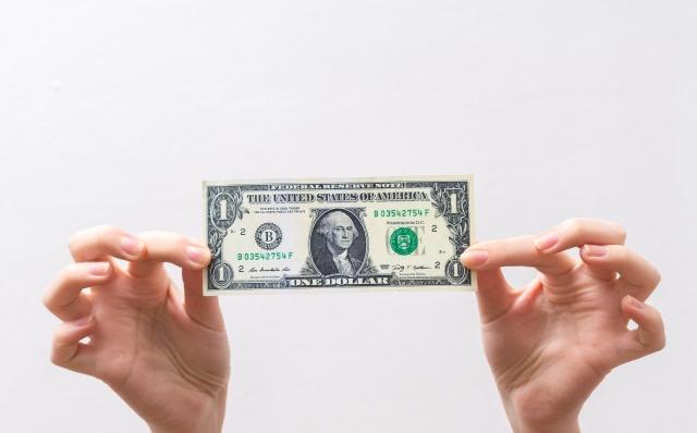 オンラインカジノにはドルの入金がオススメ