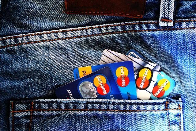 スティックペイにクレジットカードで入金