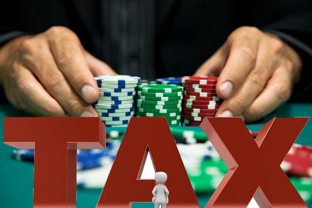 オンラインカジノの報酬は税金がかかる