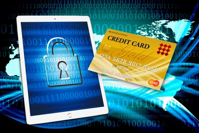 【不安解消】クレジットカードで入金した時の安全性は?