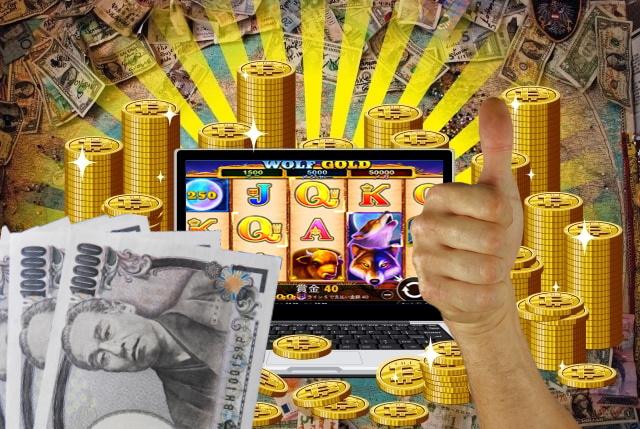 オンラインカジノで現金化しても問題なし◎