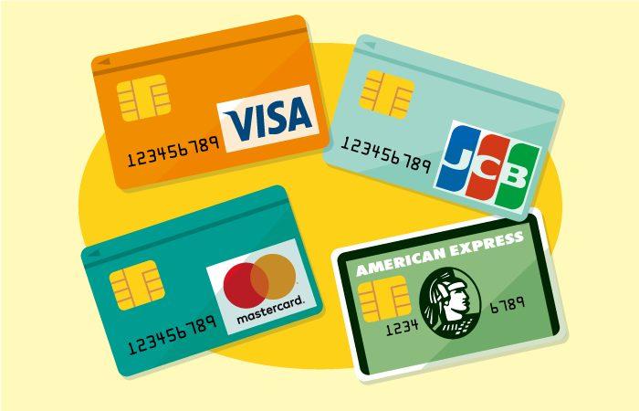 【クレジットカード】オンラインカジノはクレジットカード入金がオススメ!