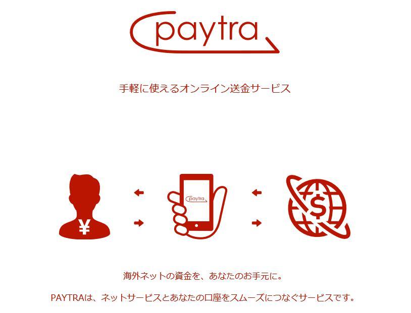 ペイトラは安全なオンラインカジノの決済手段です.