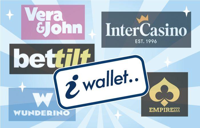 iwallet(アイウォレット)で入金できるオンラインカジノ
