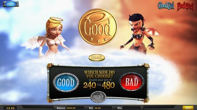 Good Girl , Bad Girlでギャンブル