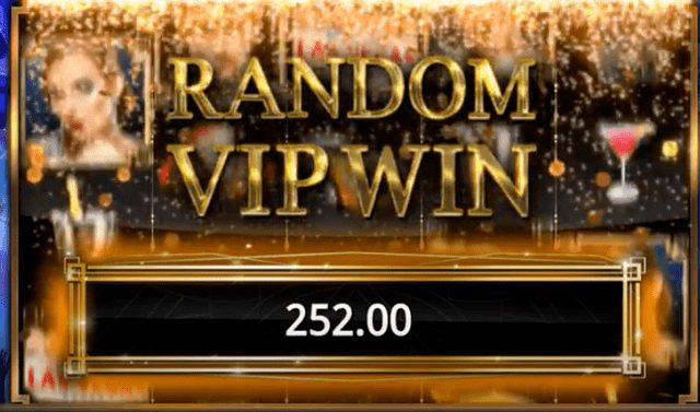Random VIP Win