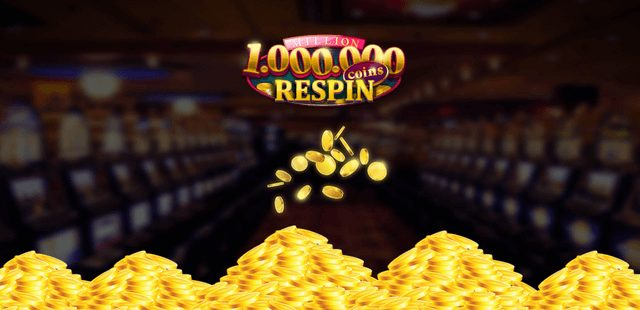 ベラジョンカジノの人気ビデオスロットのミリオン・コインズ・リスピン