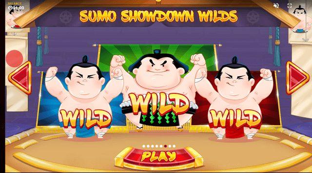 相撲スピンは相撲をモチーフにしたビデオスロット