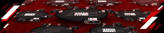 ポーカースターズのトーナメントの様子