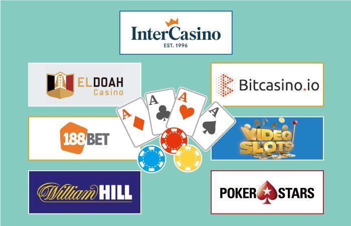 オンラインカジノのポーカーがプレイできるサイト