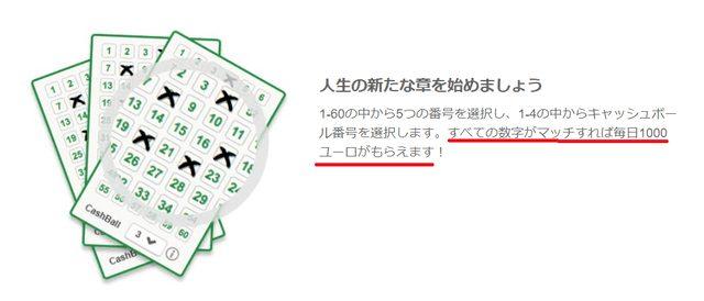 賞金が一気に付与されるのではなく、毎月15万円が永久的に振り込まれ続けるキャッシュ4ライフ